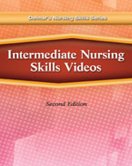 Delmar's Intermediate Nursing Skills DVD