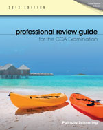 Professional Review Guide for the CCA Examination, 2013 Edition