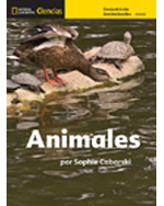 National Geographic Science K (Life Science: Animals): Big Ideas Student eBook, Spanish