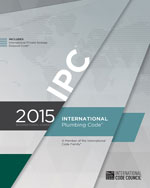 2015 International Plumbing Code® (Includes IPSDC)