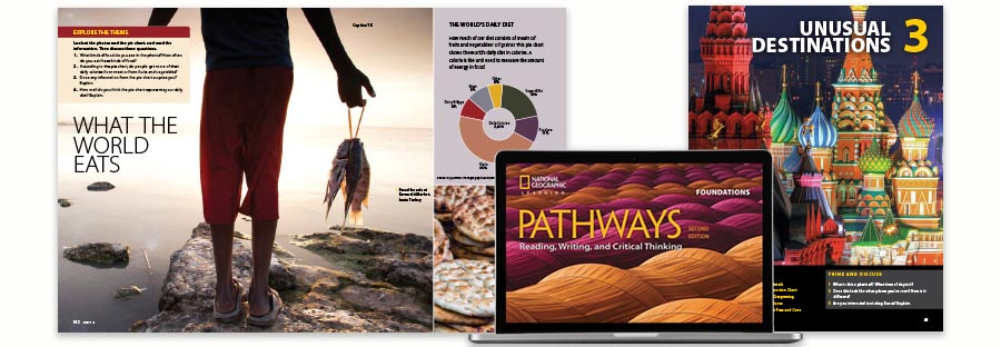 Pathways, National Geographic Learning